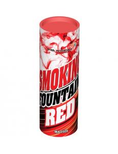 Цветной дым красного цвета (Maxsem)